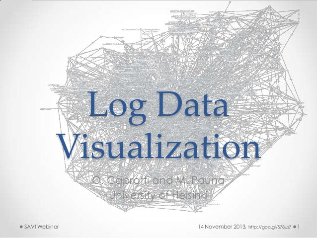 Call for participation, online webinar on Learning Analytics and Visualization
