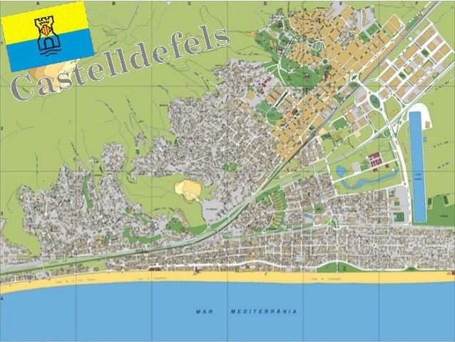 OÙ EST CASTELLDEFELS?     La ville de Castelldefels est située au sud de Barcelone dans la contrée du Baix Llobregat, da...