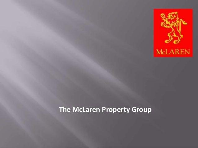The McLaren Property Group