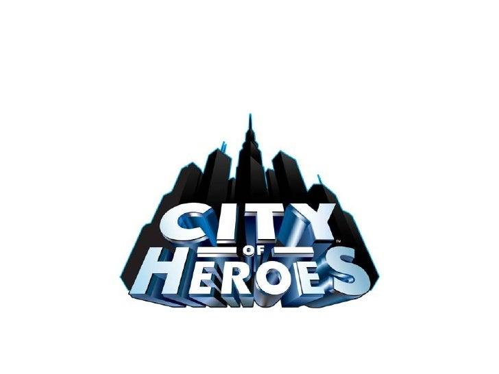 Presentation City Of Heroes