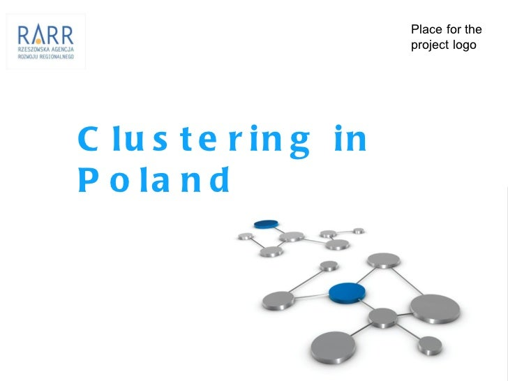 Clustering in Poland Place for the project logo