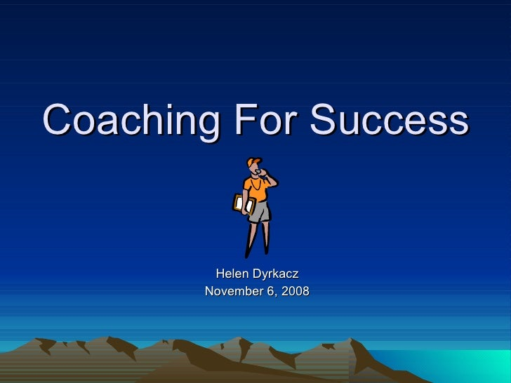 Presentation  Coaching 2