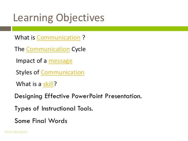 presentation amp communication skills