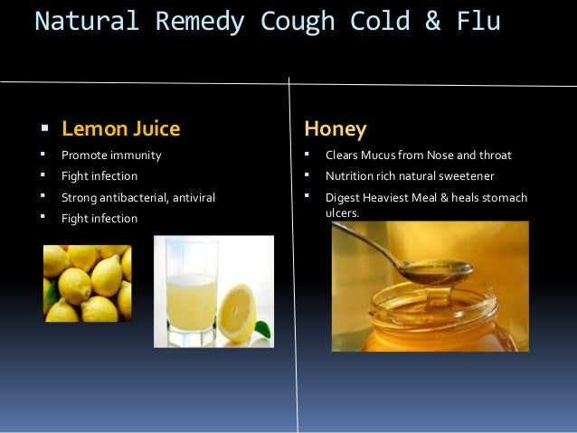 Presentation On Cough Cold Amp Flu