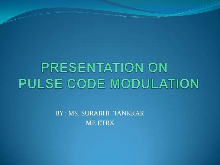 Presentation ct