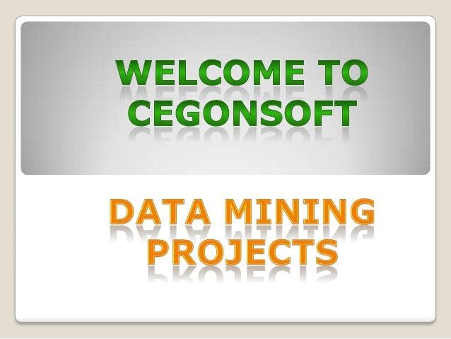 Presentation data mining