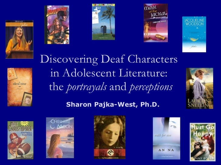 Pathways to Possibilities: Discovering Deaf Characters