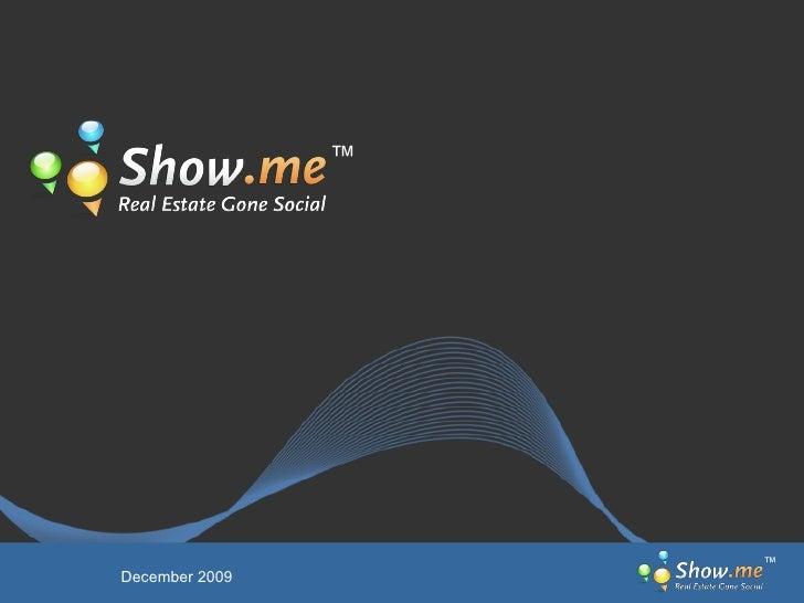 Show.Me Investor Relations Presentation