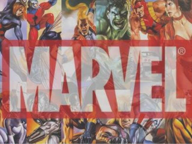 PARTIES À DÉVELOPPER • Définition de superhéro • Historie de Marvel • Les heros les plus importants • Raison de leur exist...