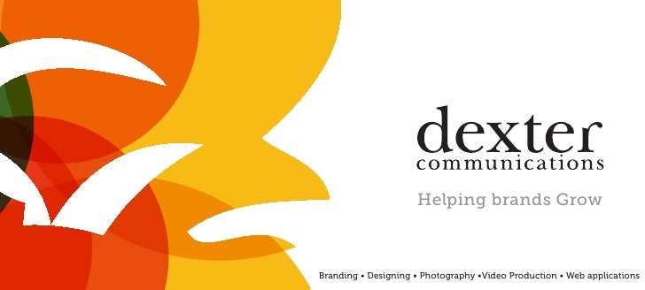 Helping brands GrowBranding • Designing • Photography •Video Production • Web applications