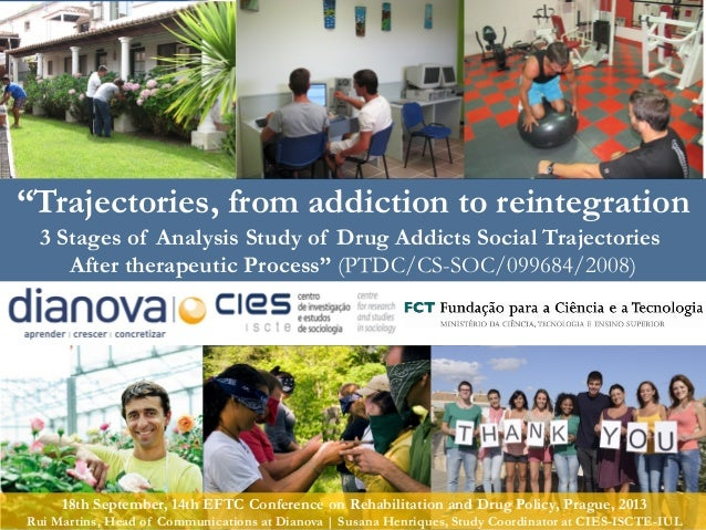 "Commitment| Solidarity| Tolerance| Internacionality… Inspiring Change! Dianova Portugal© 1 ""Trajectories, from addiction t..."