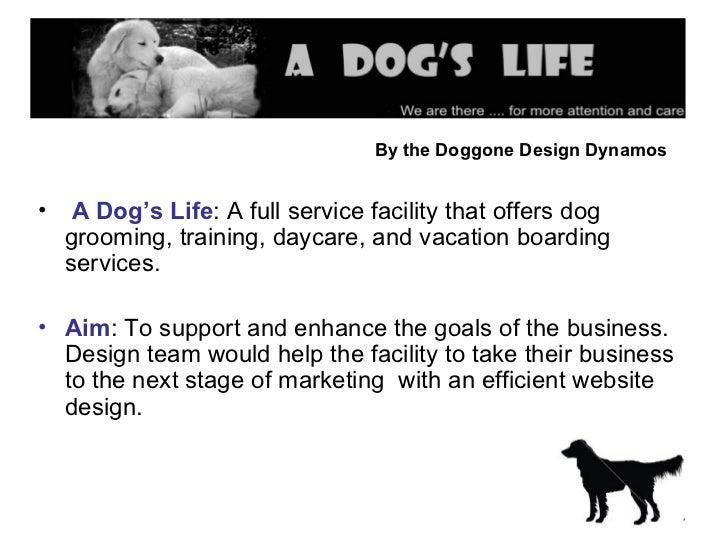 Presentation dogslife