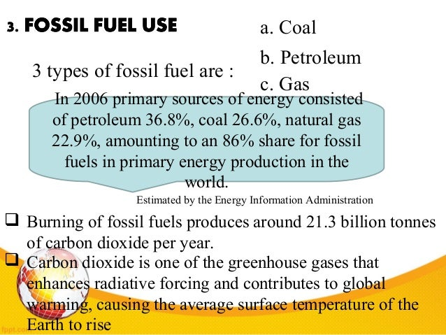 fuels and energy essay