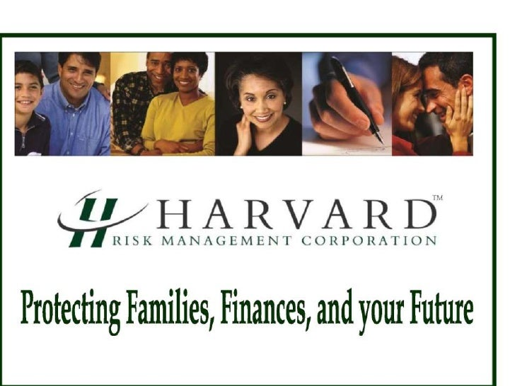 Harvard Risk Management Corporation Introduction