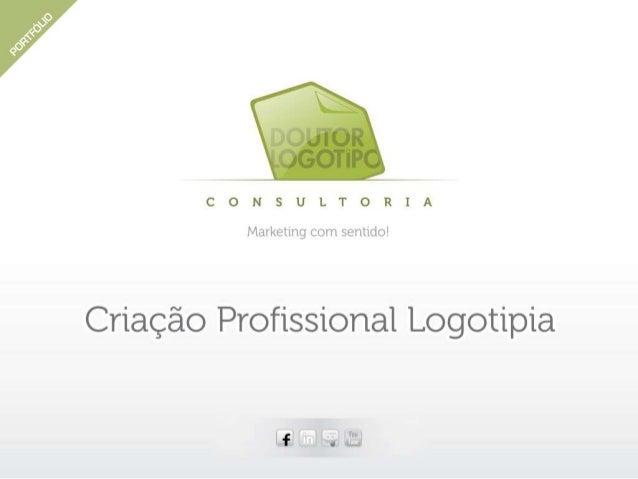 Criação Profissional de Logotipia