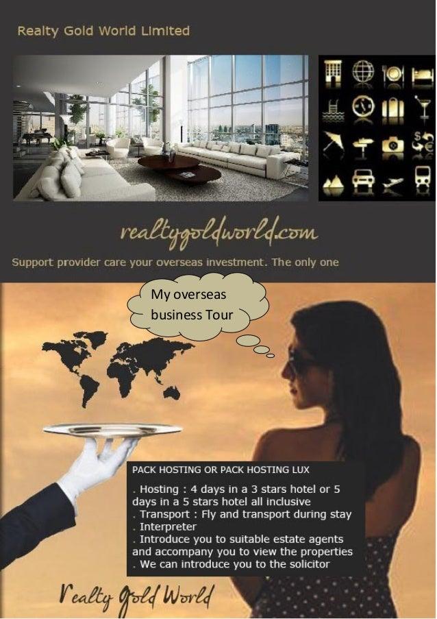 Presentation RealtyGoldWorld  En