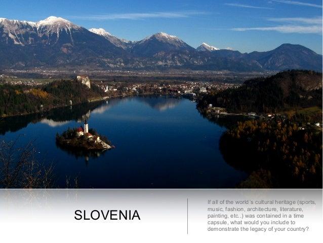 Legacy of Slovenia