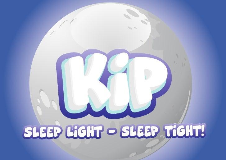 Kip - interactive toy
