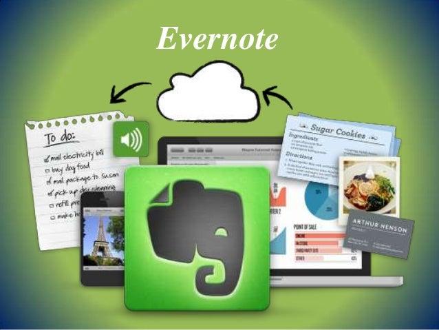 Presentation evernote