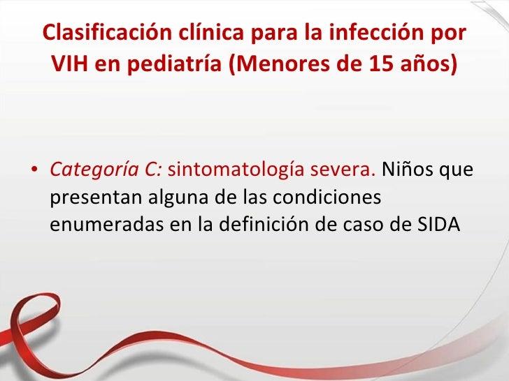 VIH/SIDA en pediatria