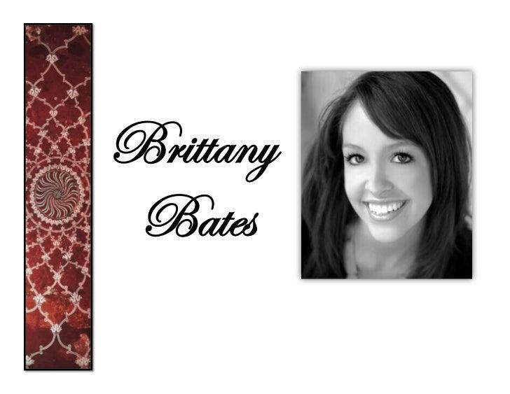 Brittany Bates