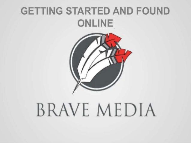 Get Started & Found Online