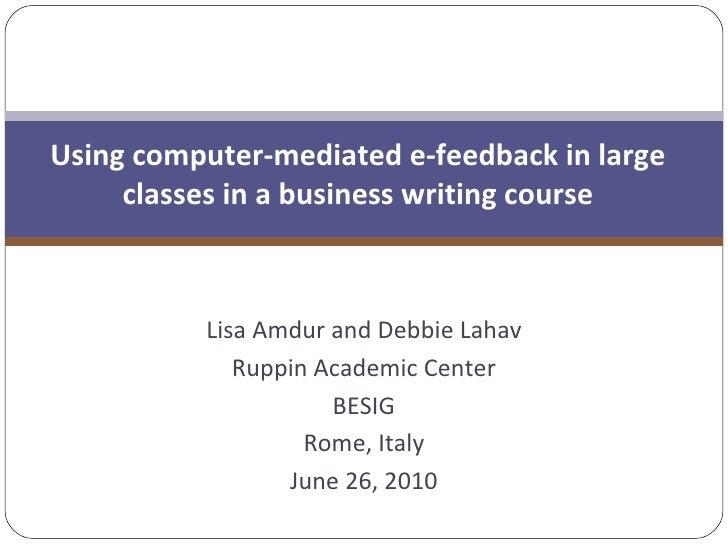 Presentation final(lisa)