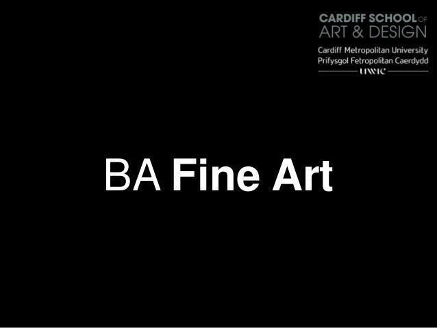 BA Fine Art