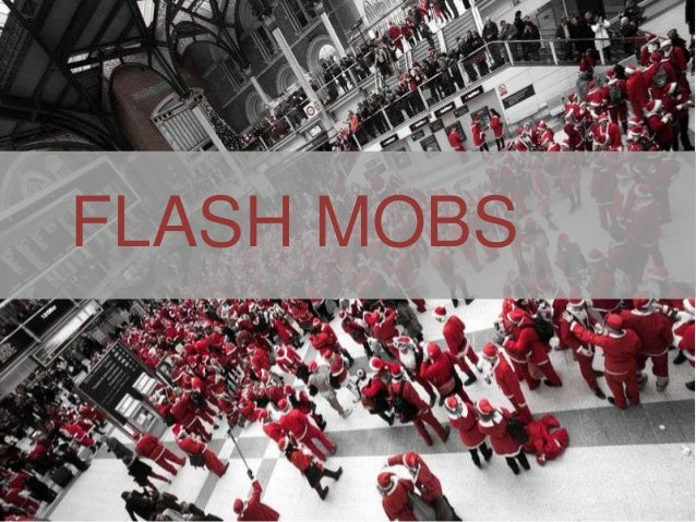 Presentation flashmobs (2)