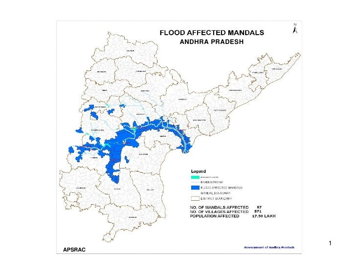 Krishna River Floods 30 Sep To