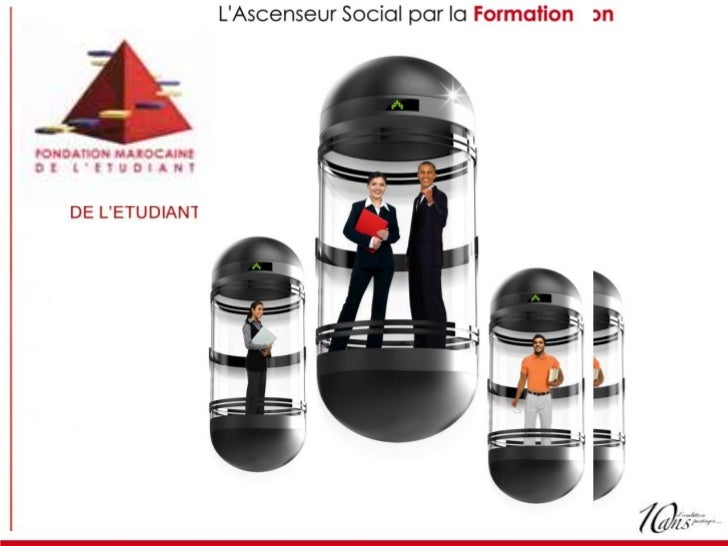 Présentation Fondation Marocaiene de l'Etudiant
