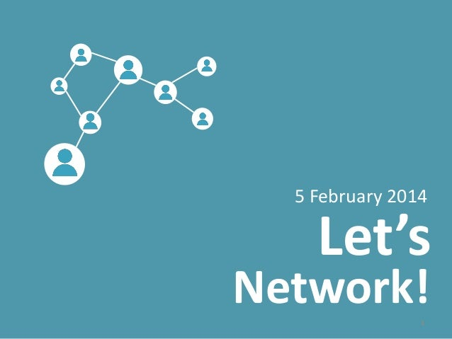 Let's Network