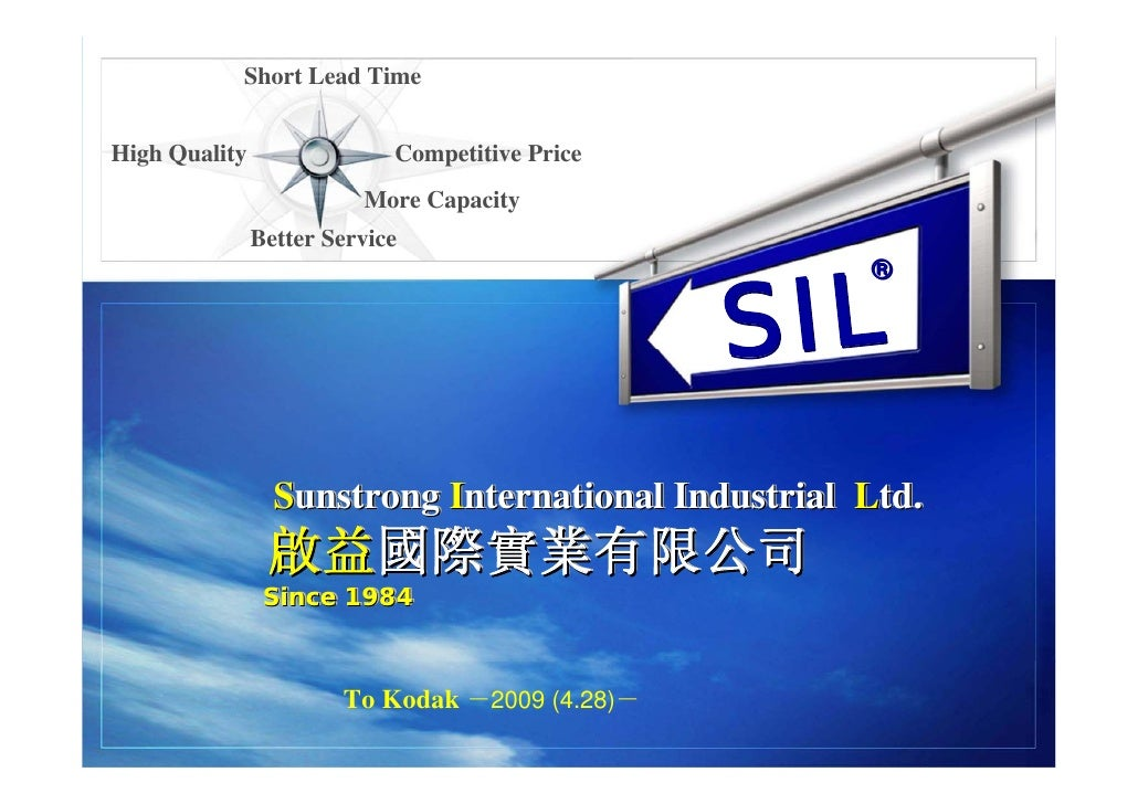 Short Lead Time   High Quality                Competitive Price                          More Capacity                Bett...