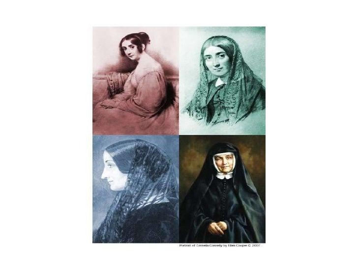 Presentation For St. Teresa's Day