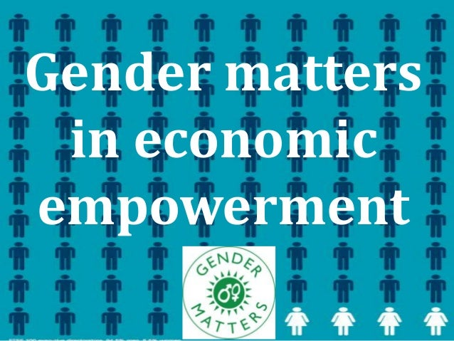 """SMP Gender Equality Forum: """"Gender Matters in Economic Empowerment"""""""