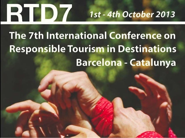 RTD7, 3-4 October, General Programme: in English and Catalan
