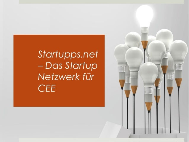 Startupps.net – Das Startup Netzwerk für CEE