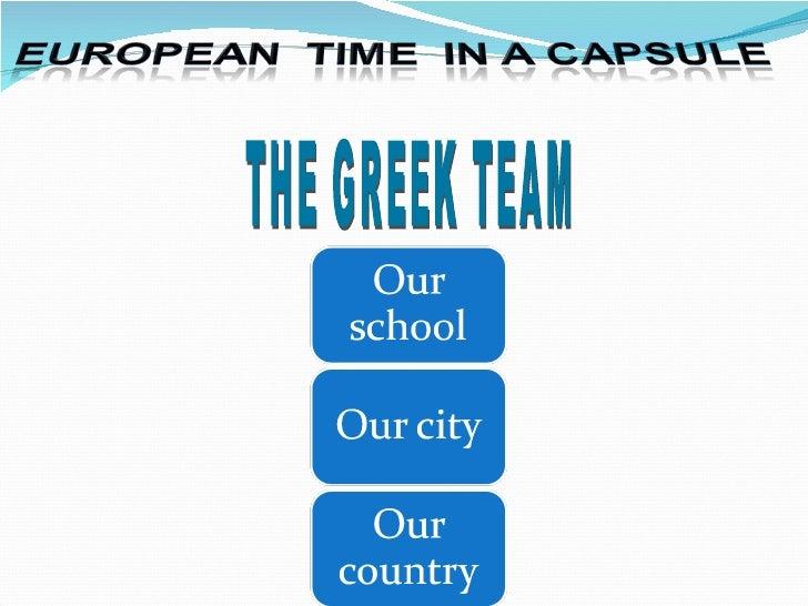 Presentation Greece