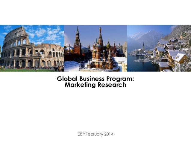 Global business research