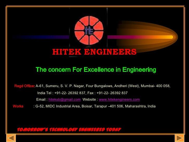 Presentation Hitek Pp