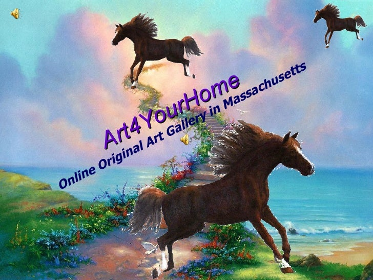 Online Original Art Gallery in Massachusetts Art4YourHome