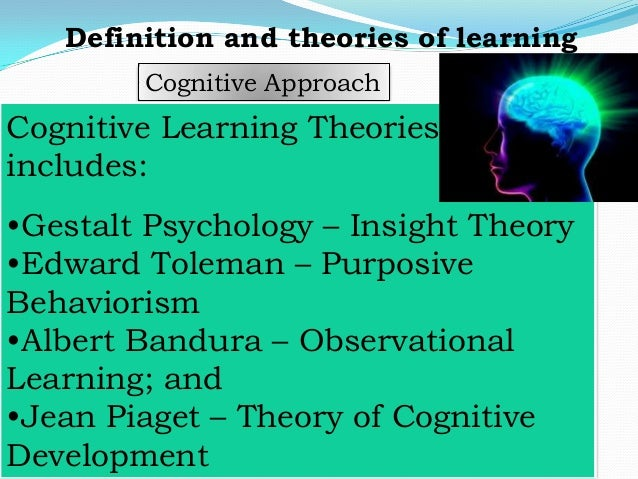 Learner Definition Theories Learning Students Style Theory Multiple Intelligences 638 Cb