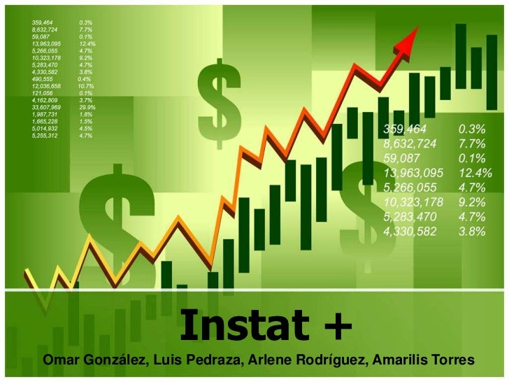 Instat +<br />Omar González, Luis Pedraza, Arlene Rodríguez, Amarilis Torres<br />