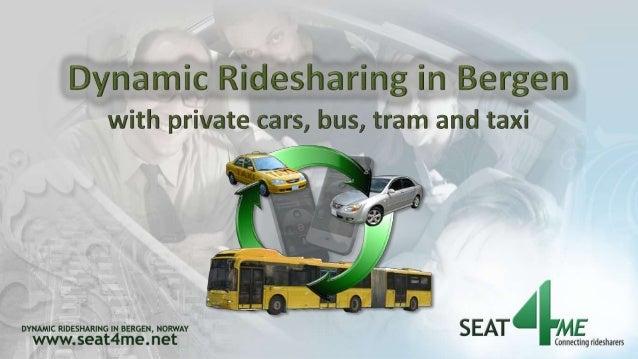 Presentation its world congress 2012   dynamic ridesharing in bergen