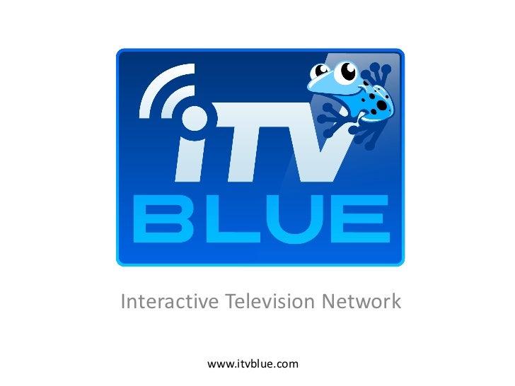 Presentation ITV Blue