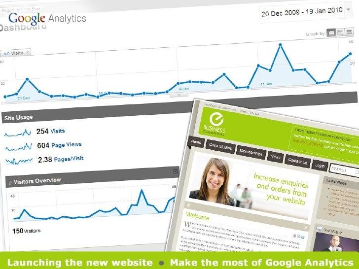 Google analytics event - Jan 2010