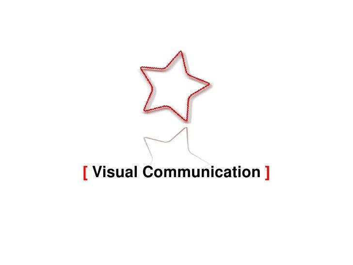[Visual Communication ]<br />