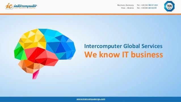 Intercomputer Global Services Presentation