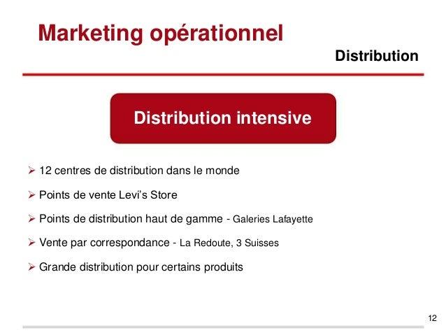 Etude De Cas Marketing Levi 39 S