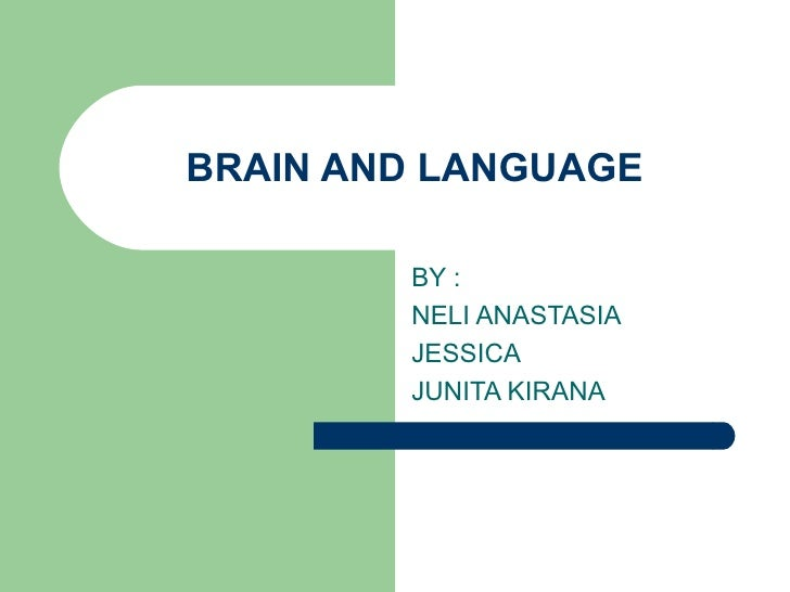 Presentation Linguistic